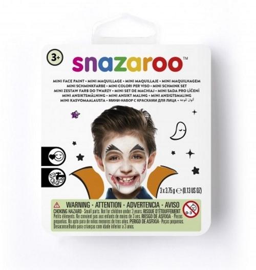 Buy Snazaroo Mini Face Paint Kit Vampire At Mighty Ape Nz