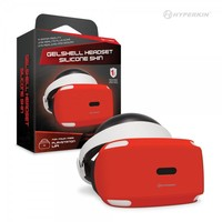 Hyperkin PSVR Gelshell Headset Silicone Skin (Red) for PS4