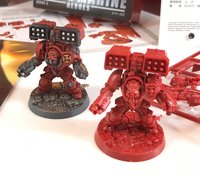 Warhammer 40,000: Space Marine Heroes Series #2 - Blind Box image