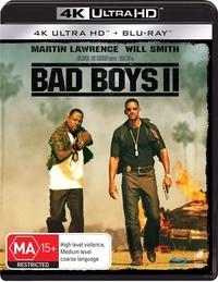 Bad Boys II on Blu-ray