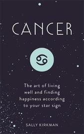 Cancer by Sally Kirkman