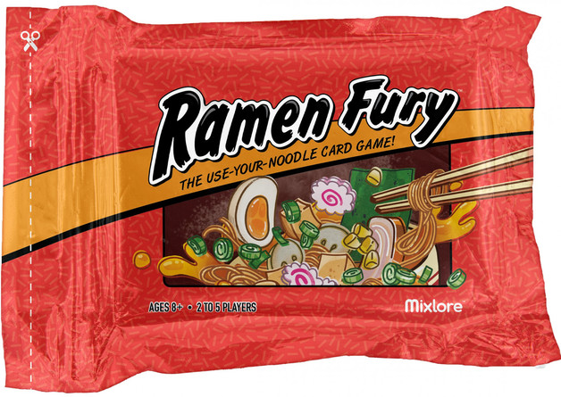 Ramen Fury - Card Game