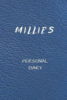 Millie's Personal Diary by Montmue Publications