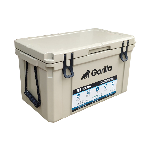 Gorilla: Heavy Duty Ice Box Chilly Bin 55L