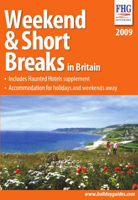 Weekend and Short Breaks in Britain 2009: 2009 by Anne Cuthbertson image