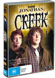 Jonathan Creek - Series 1 DVD