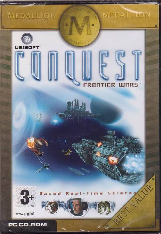Conquest: Frontier Wars for PC Games