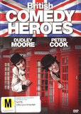British Comedy Heroes: Peter Cook & Dudley Moore DVD