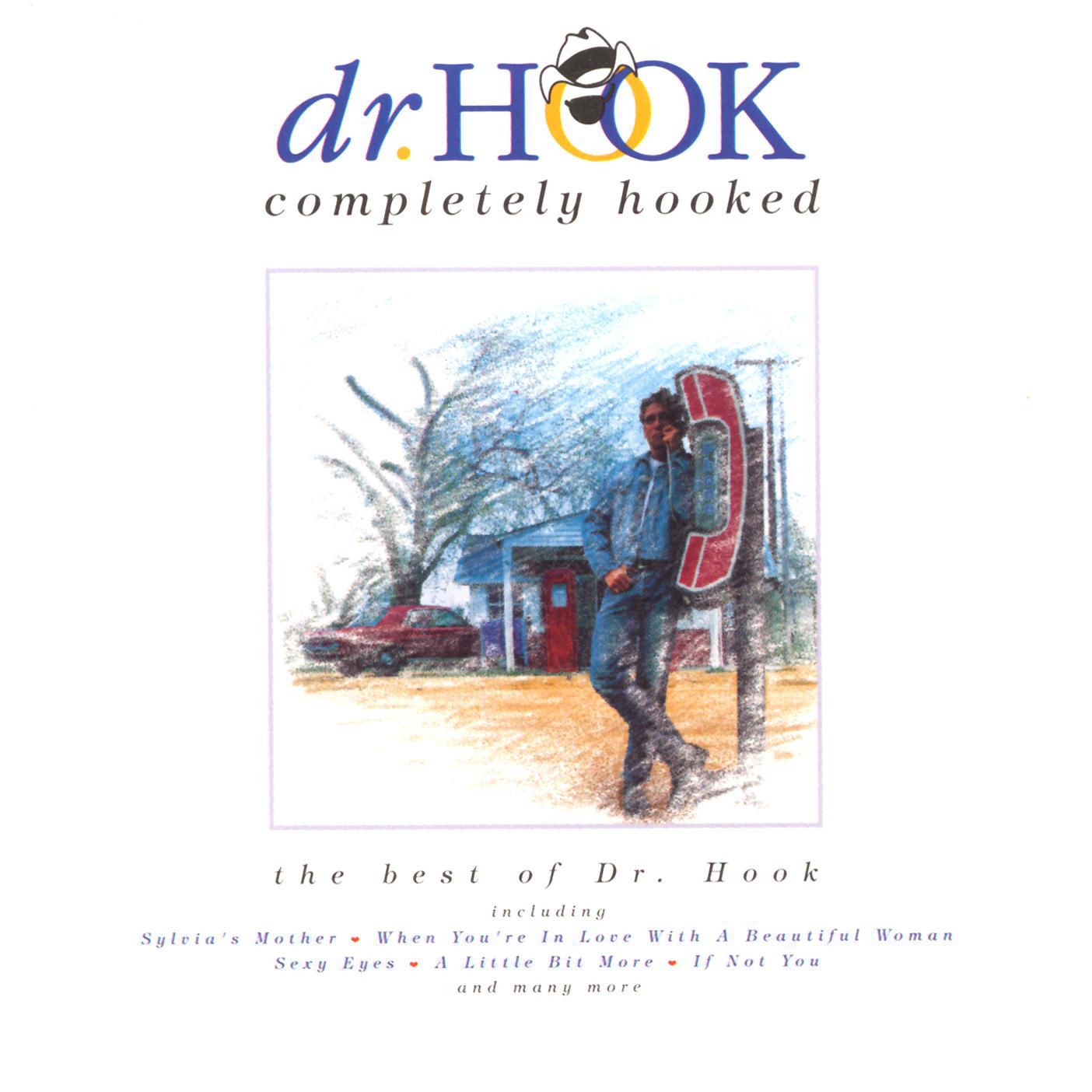 Completely Hooked - Dr. Hook on  image