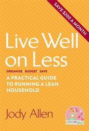 Live Well on Less by Jody Allen