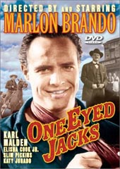 One Eyed Jacks on DVD