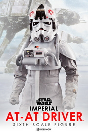 "Star Wars: Imperial AT-AT 12"" Action Figure image"