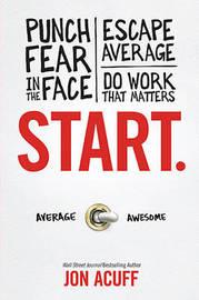 Start. by Jon Acuff