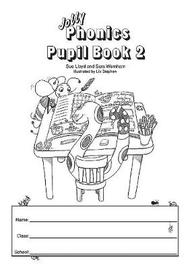 Jolly Phonics Pupil Book 2 (black & white edition) by Sara Wernham