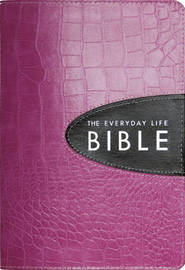 Everyday Life Bible (Leather) by Joyce Meyer