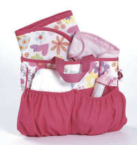 Adora: Diaper Bag with Accessories