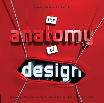 Anatomy of Design: Uncovering the Influences and Inspiration in Modern Graphic Design by Mirko Ilic
