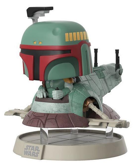 Star Wars - Slave 1 Pop! Deluxe Figure (LIMIT - ONE PER CUSTOMER)