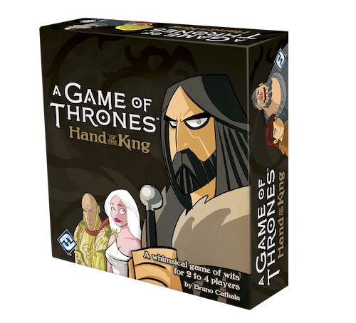 A Game of Thrones - Hand of the King image