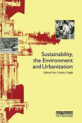 Sustainability the Environment and Urbanisation by Cedric Pugh image