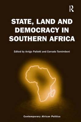 State, Land and Democracy in Southern Africa by Arrigo Pallotti image