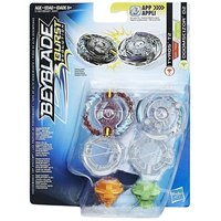 Beyblade: Burst - Tyros T2 and Doomscizor D2 Duo Pack