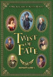 Twist of Fate - Card Game