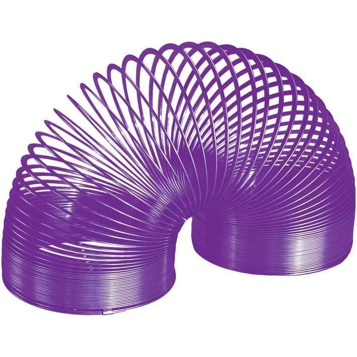 Slinky: Coloured Slinky - Purple image