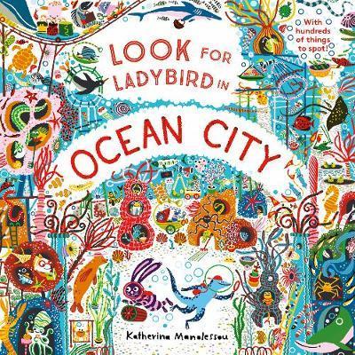 Look for Ladybird in Ocean City by Katherina Manolessou