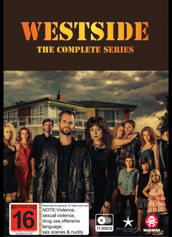 Westside: The Complete Series on DVD