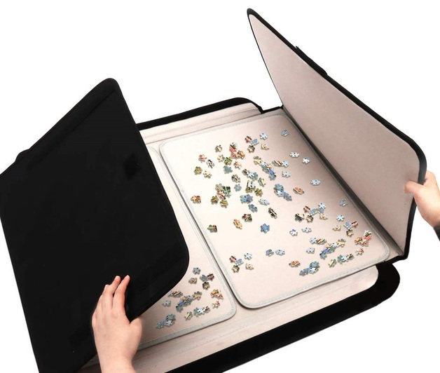 Jigsaw Puzzle Board & Carrier - 1500pc