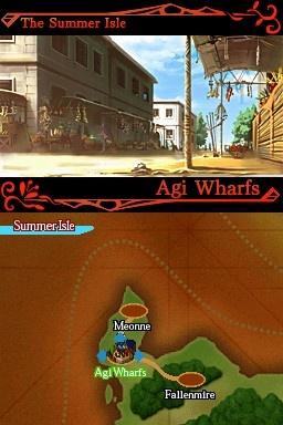 Sands of Destruction for Nintendo DS image