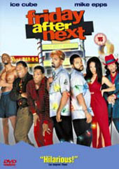 Friday After Next on DVD