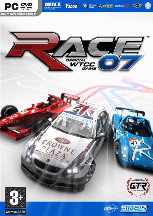 Race 07: Official WTCC Game for PC Games