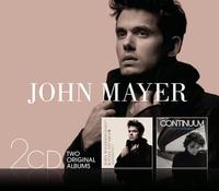Continuum/Battle Studies by John Mayer