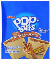 Kellogg's Pop Tarts Frosted Brown Sugar Cinnamon image