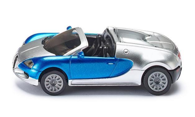 Siku: Bugatti Veyron Grand Sport Car