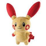 XY Pokémon 20cm Plush - Plusle (Red)