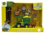 John Deere: Harvest Time Playset