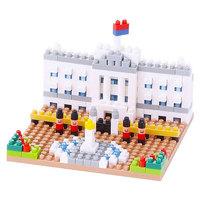nanoblock: Buckingham Palace