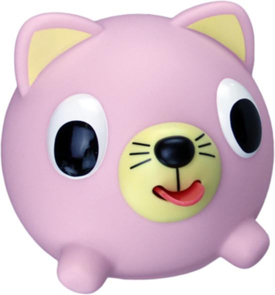 Yellow Jabber Ball Cat