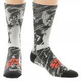 Sin City - Sublimated Crew Socks