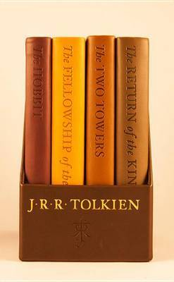 The Hobbit and the Lord of the Rings: Deluxe Pocket Box Set by J.R.R. Tolkien
