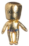 "Star Wars: 10"" C-3PO - Plush Figure (40th Anniversary)"