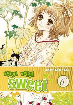 Very! Very! Sweet, Vol. 6 by Ji-Sang Shin