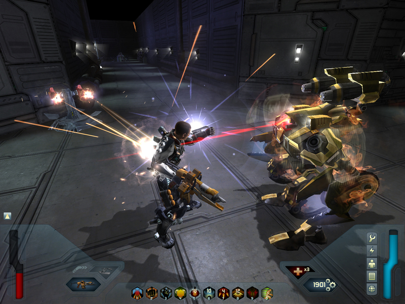 Space Siege for PC Games image
