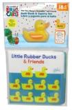 Eric Carle: Bath Book & Squirter Set - Duckie