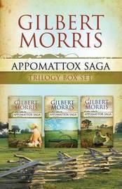 The Appomattox Saga Trilogy Box Set by Gilbert Morris image