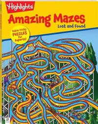 Highlights Amazing Mazes: Lost and Found image