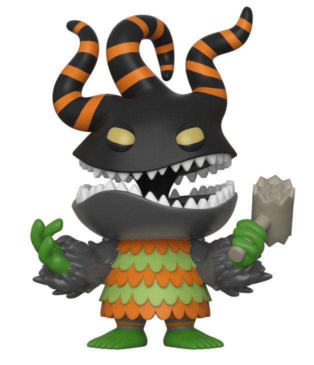 Nightmare Before Christmas - Harlequin Demon Pop! Vinyl Figure